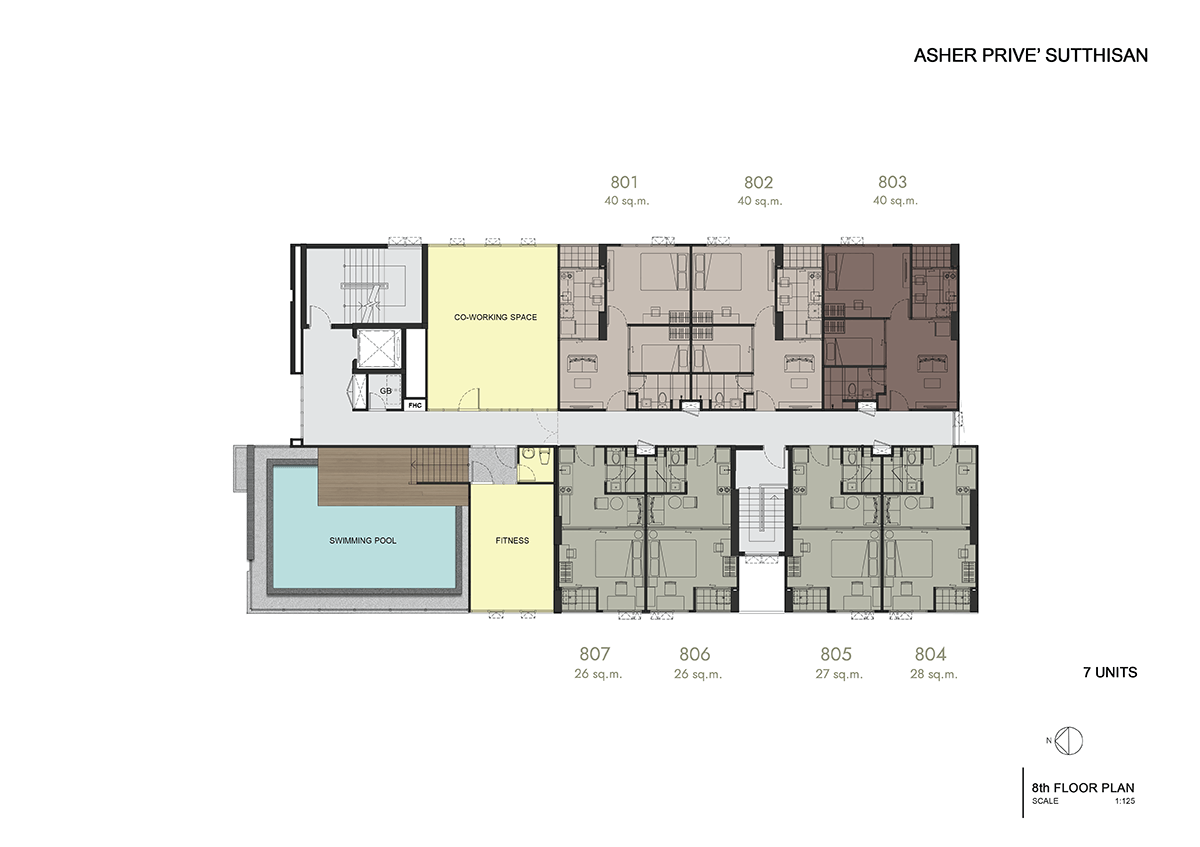 Floor Plan 8th